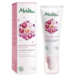 Soin de Jour Nectar de Roses 40mL-Melvita