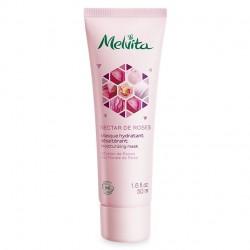 Masque Hydratant Nectar de Roses 50mL-Melvita