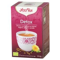 Detox 30.6g-Yogi Tea