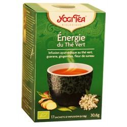 Energie du Thé Vert 30.6g-Yogi Tea