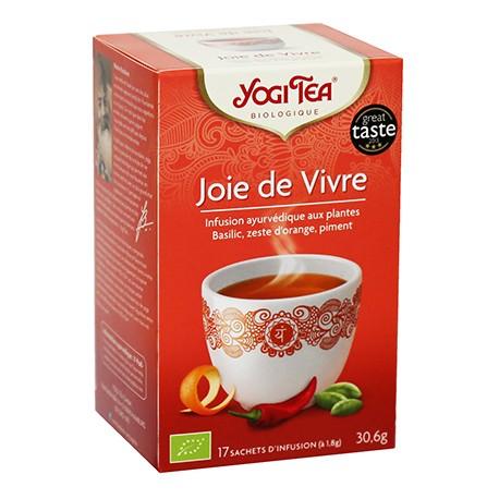Joie de Vivre 30.6g-Yogi Tea