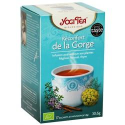 Réconfort de la Gorge 32.3g-Yogi Tea