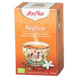 Réglisse 30.6g-Yogi Tea