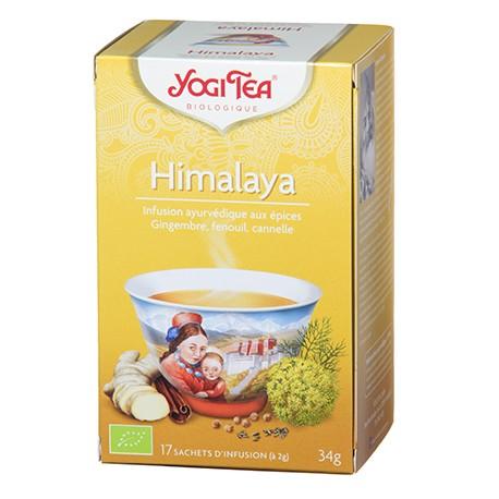 Himalaya - 17 Sachet - Yogi Tea
