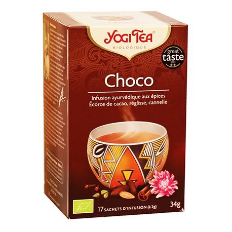 Choco 37.4g-Yogi Tea