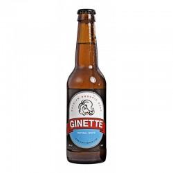 Bière Blanche - 33cl - Ginette