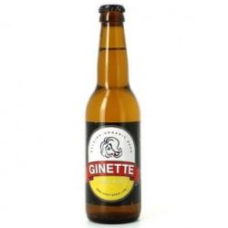 Bière Blonde - 33cl - Ginette