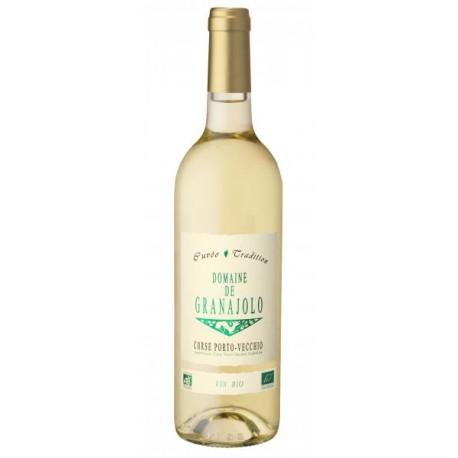 Vin Blanc Bio Cuvée Tradition - 75cl - Domaine Granajolo