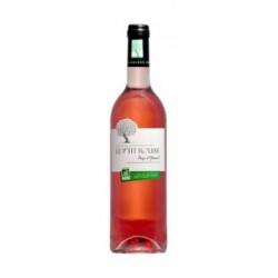 Le P'tit Roubié Vin Rosé Bio - 75cl - Domaine de Petit Roubié