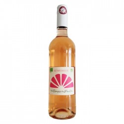 Rosé Pamplemousse Bio - 75cl - Le Temps des Fruits