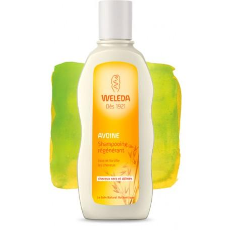 Shampooing Régénérant à l'Avoine - 190ml - Weleda