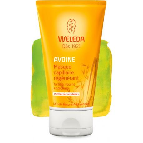 Masque Capillaire Régénérant - 150ml - Weleda