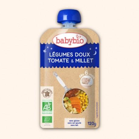 Biscuité de Pomme d'Aquitaine - 2 x 120g - Babybio