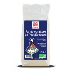 Farine Complète de Petit Epeautre 500g-Celnat