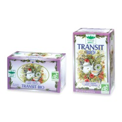Tisane Transit - 20 Sachets - Romon Nature