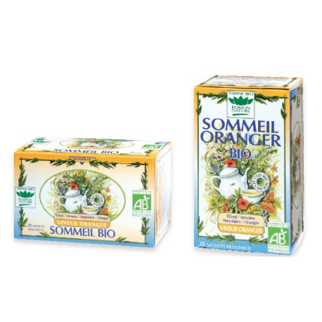 Tisane Someil Oranger- 20 Sachets - Romon nature