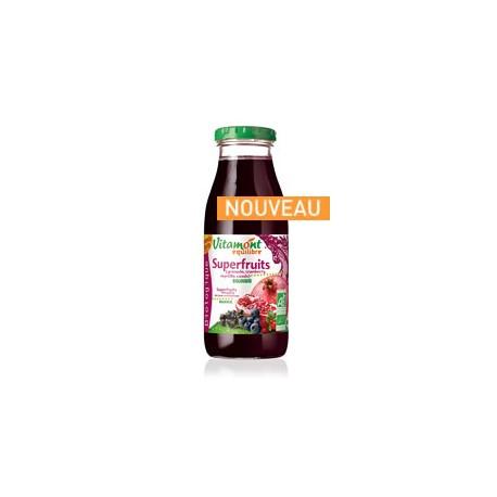 Jus de Superfruits Bio 0.5L-Vitamont