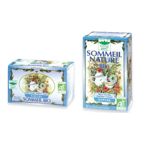 Tisane Someil Nature- 20 Sachets - Romon nature