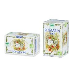 Tisane Bio Romarin - 20 Sachets - Romon nature