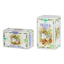 Tisane Tilleul Bio- 20 Sachets - Romon nature