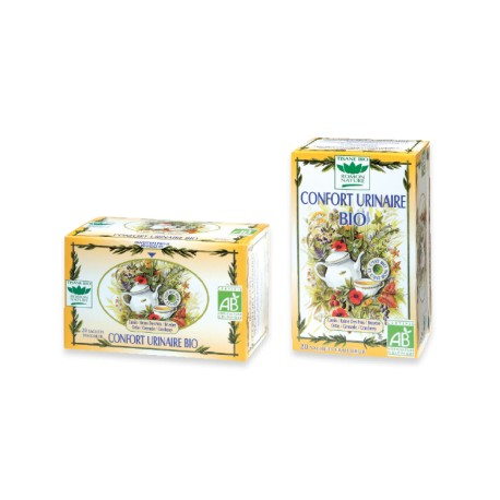Tisane Bio Confort Urinaire - 20 Sachets - Romon nature