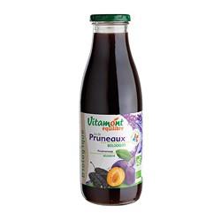 Jus de Pruneaux Bio 0.75L-Vitamont