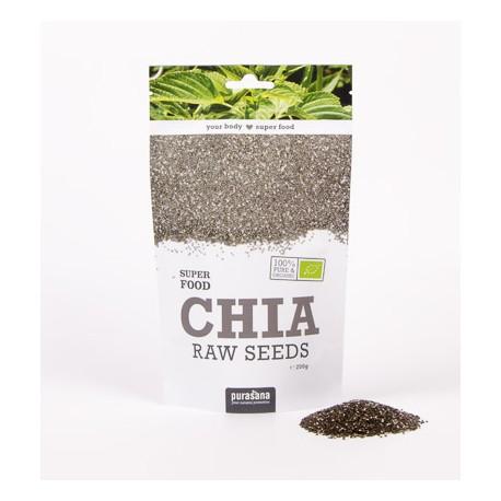 Graines de Chia - Purasana - 200g