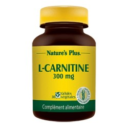 L-Carnitine - 300mg - Nature's Plus