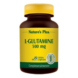 L-Glutamine - 500mg - Nature's Plus
