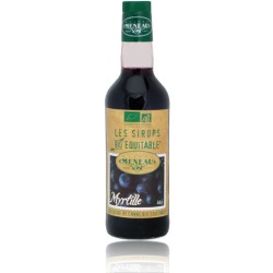 Sirop de Myrtille - 50cl - Meneau