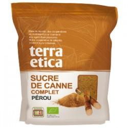 Sucre de Canne Complet du Pérou - 500g - Terra Etica