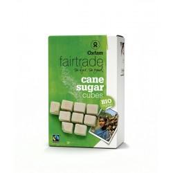 Sucre de Canne Non Raffiné - Morceaux - 500g - Oxfam