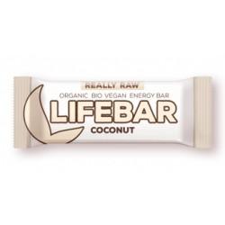 Lifebar Noix de Coco -Barre Énergétique - Lifefood