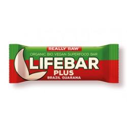 Lifebar+ Guarana - 47g - Lifefood