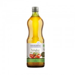 Salades + Crudités Mélange d'huiles vierges Bio - 1L - Bio Planète