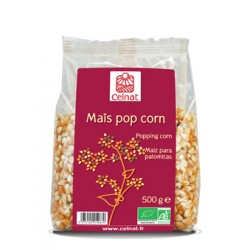 Mais Pop corn, Celnat, 500g