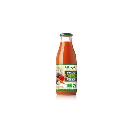 Cocktail de Légumes Bio 0.75L-Vitamont