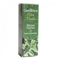 Dentifrice Extra Menthe - Aquasilice - 50ml