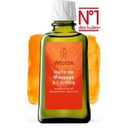Huile de Massage à l'Arnica - 50ml - Weleda