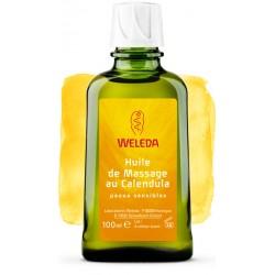 Huile de Massage au Calendula - 100ml - Weleda