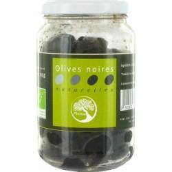 Olives Noires 125g-Philia
