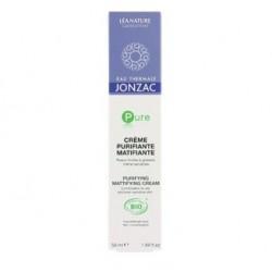 Crème Purifiante Matifiante - 50mL - Eau Thermale de Jonzac