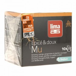 Infusion MU Epicé et Doux - Lima - 10 Sachets
