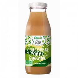 Jus Concombre Pomme Gingembre Bio 0.5L-Vitamont