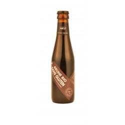 Bière Brune Bio Sans Gluten - 250ml - Brasserie de Vezelay