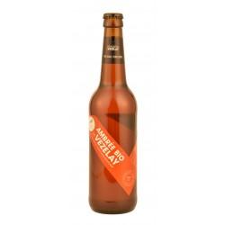 Bière Ambrée Bio - 500ml - Brasserie de Vezelay