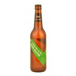 Bière Lager Blonde Bio - 500ml - Brasserie de Vezelay