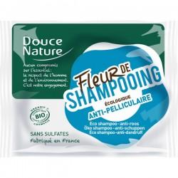 Fleur de Shampooing Anti-Pelliculaire 85g-Douce Nature