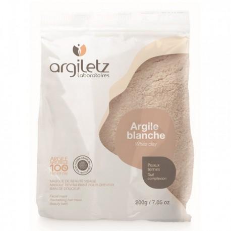 Argile blanche ultra-ventilée - 200g - Argiletz