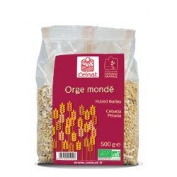 Orge Mondé, Celnat, 500g